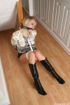 Bound, gagged and helpless