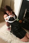 Hottest UK models bound and gagged