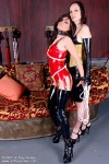 Mistress Isabella Sinclaire dominates Ashley Renee