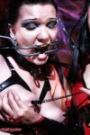 Chubby slave Jill Diamond tortured and impaled