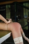 Punishment of slave Nicole