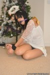 Merry Xmas with slave Rachael in bondage!